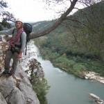 Collias, Gard - via ferrata