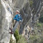 via ferrata Alpes maritimes